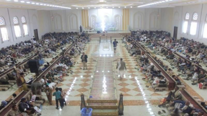 مديرية الثورة بأمانة صنعاء تنظم فعالية ثقافية وخطابية في إحياء لذكرى استشهاد الإمام الحسين (ع)