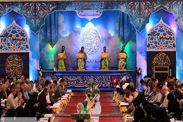 """إطلاق حملة وطنیة بعنوان """"لكل بيت إیراني، موكب قرآني"""" في إیران"""