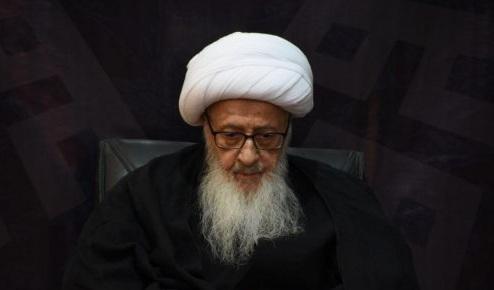 آية الله وحيد الخراساني: أقبل أيادي المشاركين في إقامة الشعائر الحسينية