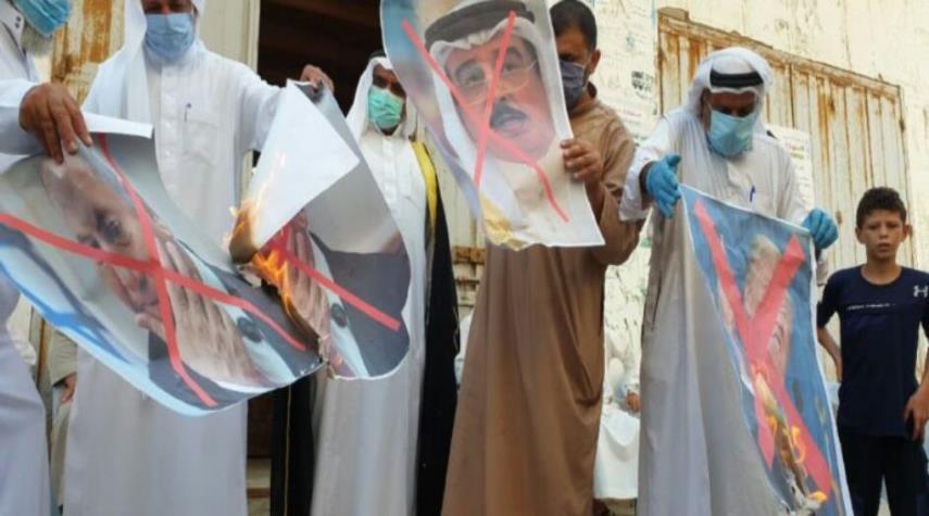 علماء البحرين يتبرؤون من النظام الخليفي و يصفونه بالخائن المتآمر