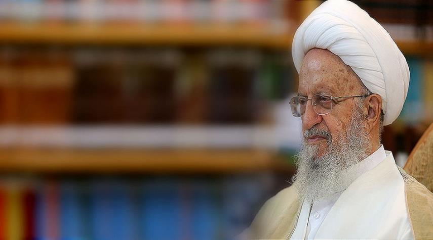 سماحة المرجع الديني آية الله العظمى مكارم الشيرازي يجيز صرف نصف سهم الإمام للمحتاجين والمعوزين