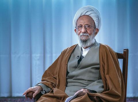 آية الله مصباح يزدي يرقد في احد مستشفیات طهران