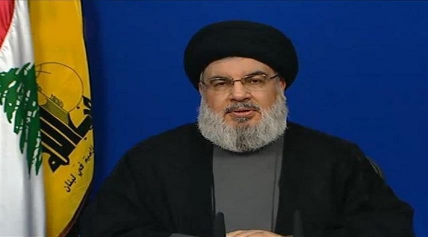 السيد نصرالله يشكر الامام الخامنئي على مواساته وتعازيه فقد الشيخ أحمد الزين