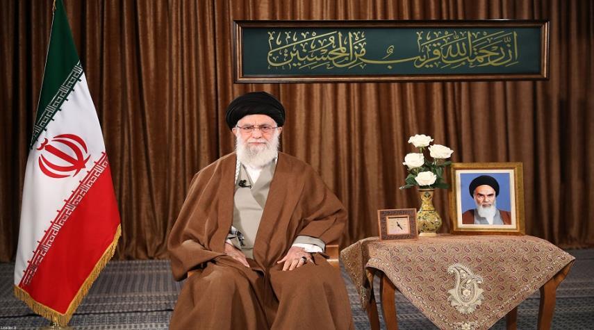 الامام الخامنئي سيلقي خطابا عصر اليوم بمناسبة العام الايراني الجديد
