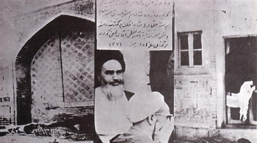 ذكرى احداث مدرسة الفيضية.. شرارة الثورة الاسلامية في ايران