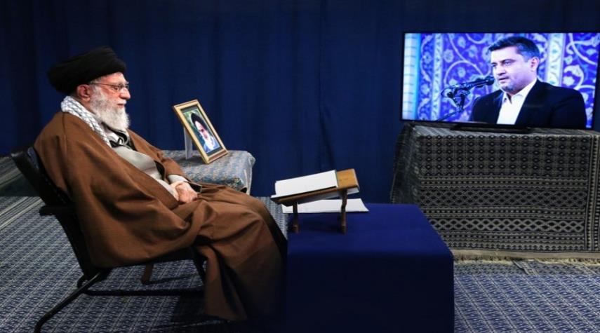 تنظيم محفل قرآني سنوي بحضور قائد الثورة الإسلامية الايرانية