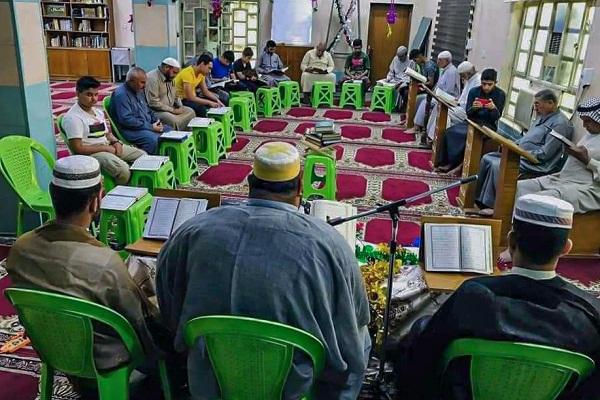 بغداد تحتضن 30 ختمةً قرآنيّة رمضانيّة بكرخها ورصافتها
