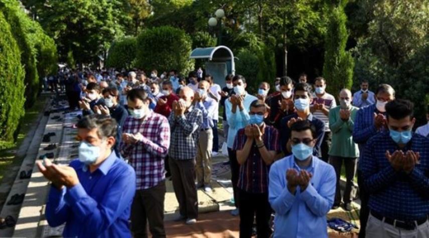 اقامة صلاة عيد الفطر في طهران والعديد من مدن البلاد