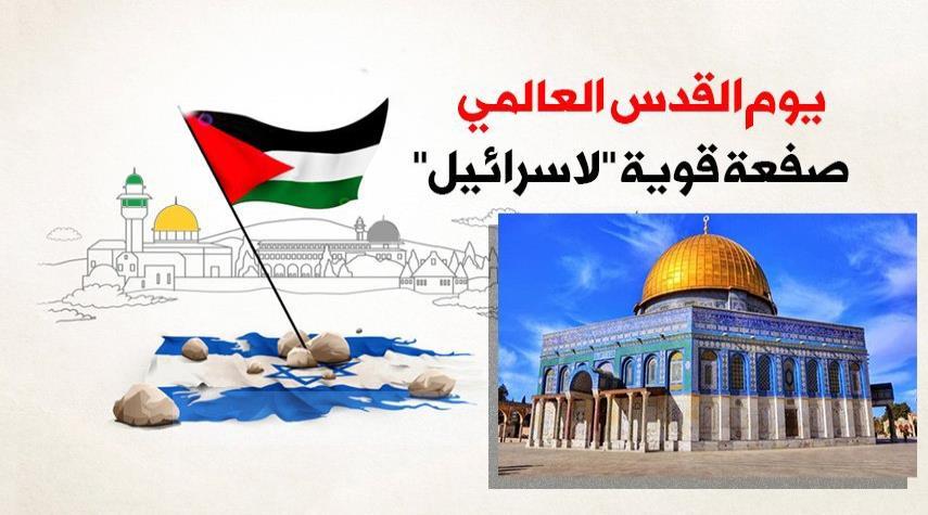 عدم اقامة مسيرات يوم القدس العالمي هذا العام بسبب كورونا