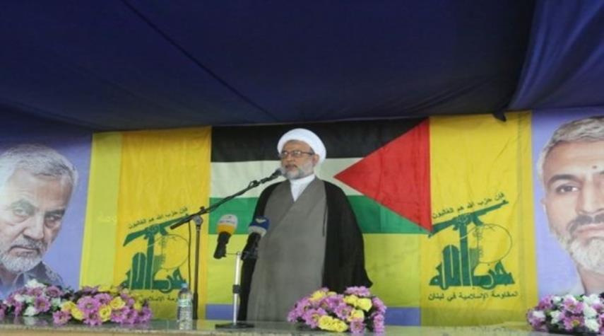 حزب الله: إيران هي العمق الاستراتيجي للمقاومة الفلسطينية