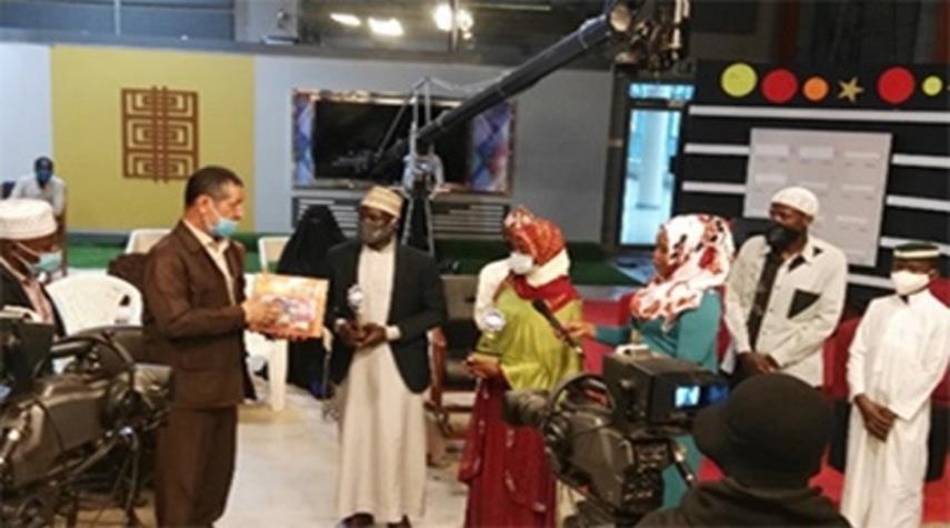 اقامة مسابقة وطنية بالتعاون مع المستشارية الثقافية الايرانية في اوغندا