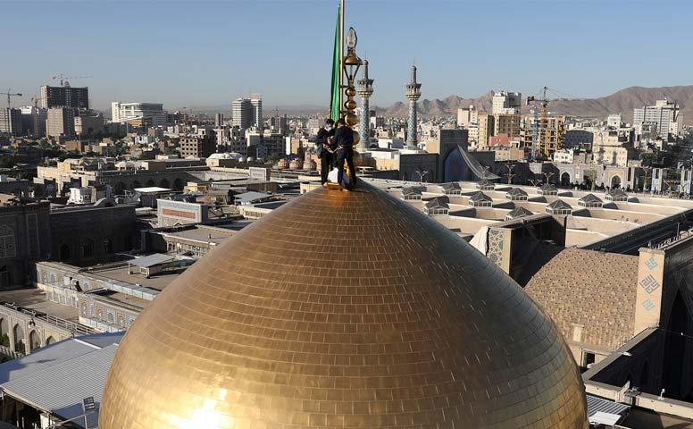 بمنتهى الكرم.. العتبة الرضوية تحتفل بذكرى ميلاد الإمام الضامن على طريقتها الخاصة