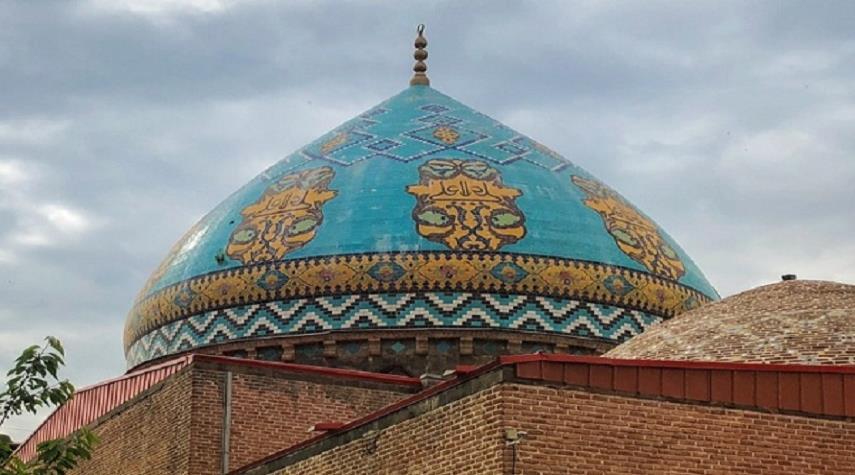 المسجد الأزرق؛ علامة على وجود المسلمين في أرمينيا