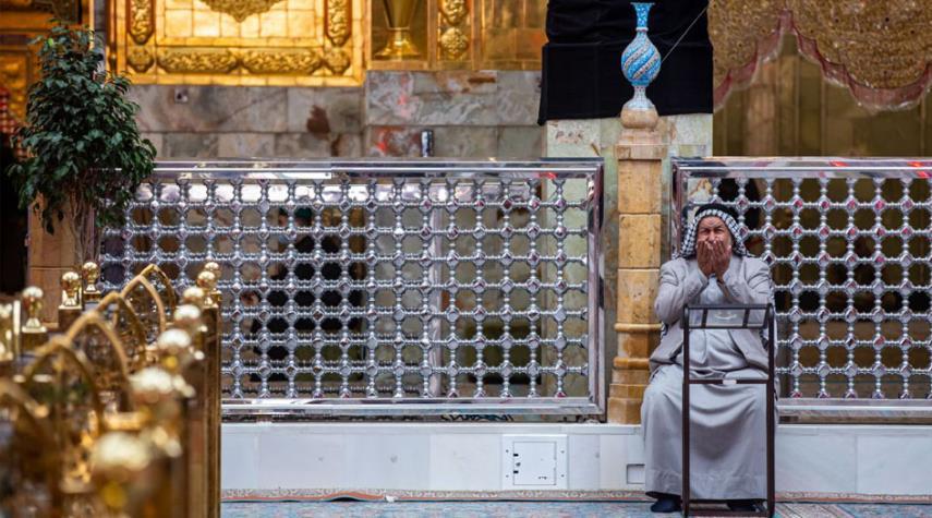 الصلاة على الإمام الكاظم عليه السلام مختصرة