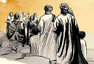 دلالة آية المباهلة على إمامة أمير المؤمنين(ع)
